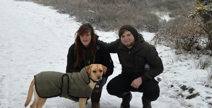 Danny, Vikki & Lola
